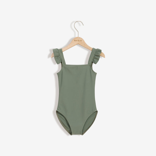 ECONYL® Sustainable Swimsuit - Khaki