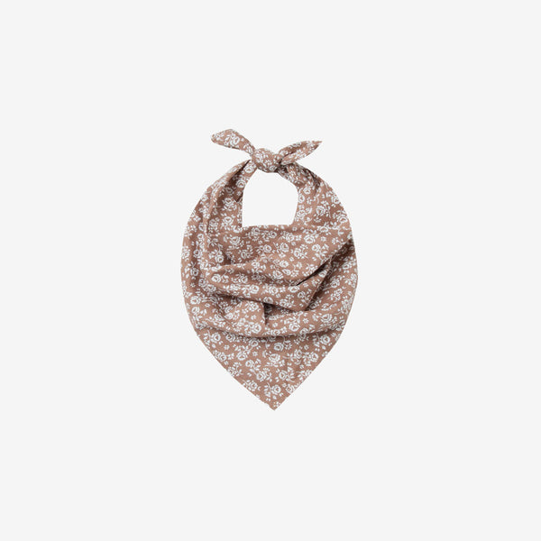 Cotton Neck Scarf - Vintage Rose