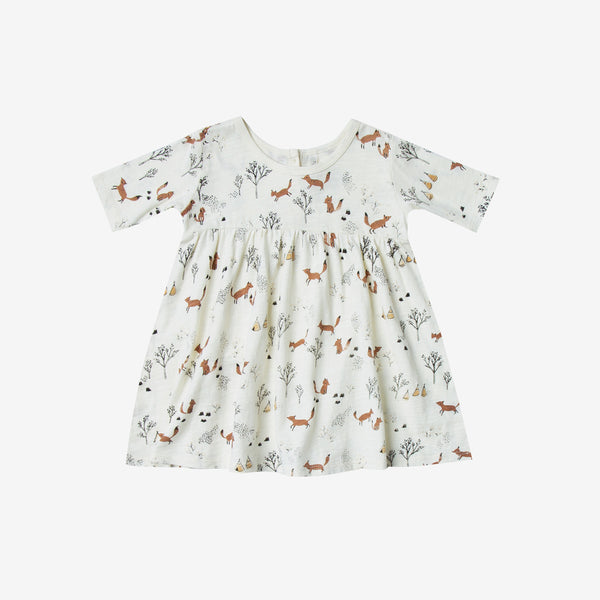 Fox Land Jersey Finn Dress