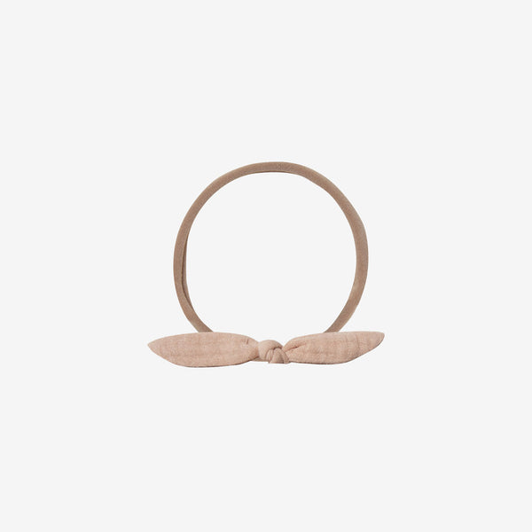 Little Knot Headband - Blush