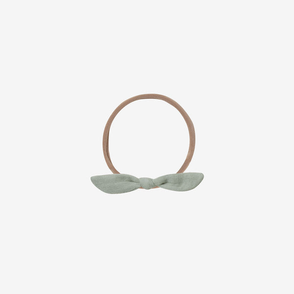 Little Knot Headband - Seafoam