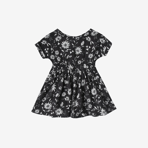 Midnight Floral Kat T-shirt Dress