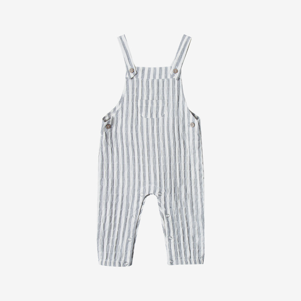 Baby Bib Overall - Stripes