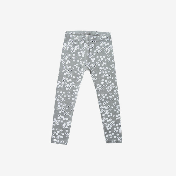 Knit Legging - Flower Field