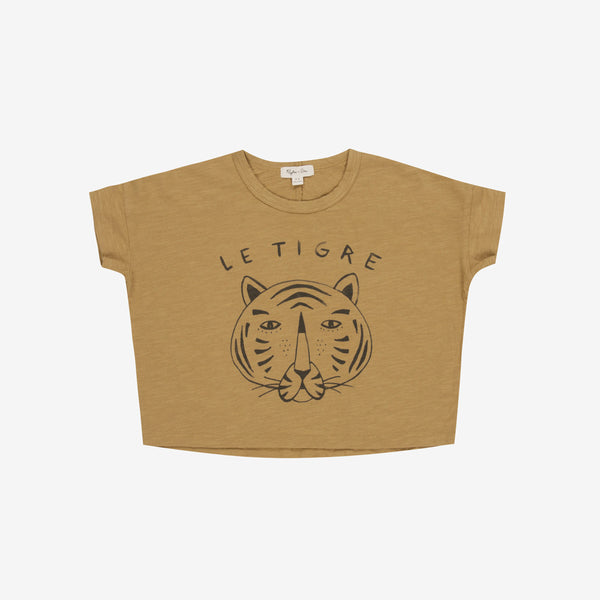 Le Tigre Boxy Top