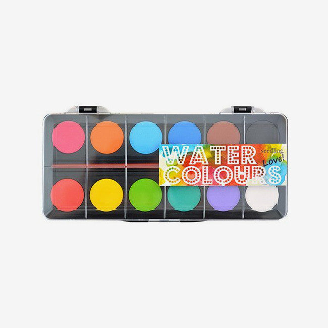 Love! Watercolors Paint Set