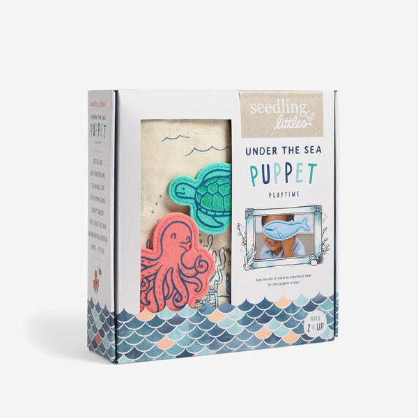 Under the Sea Puppet Playtime Kit