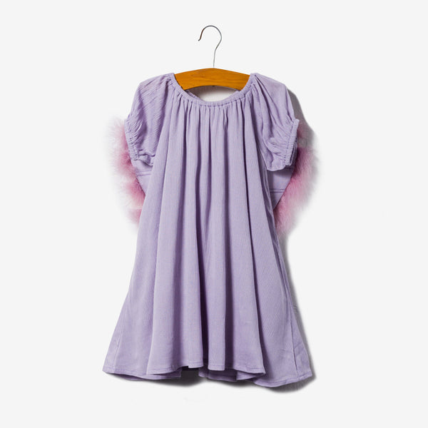 Angel Dress - Lavender
