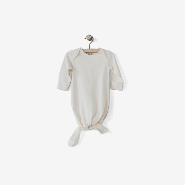 Organic Jersey Infant Sleep Gown - Undyed
