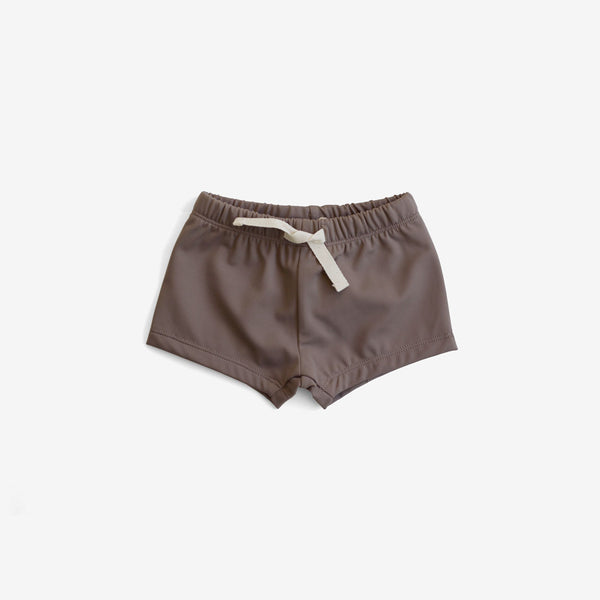 ECONYL® Swim Trunks - Stone