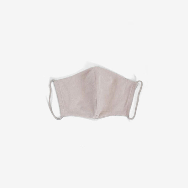 Organic Cotton Face Mask - Blush