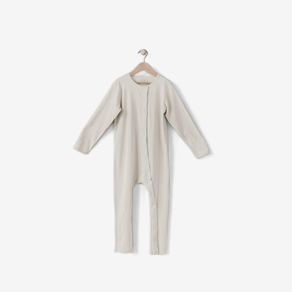 The Perfect Pajama Organic Cotton Long John - Undyed