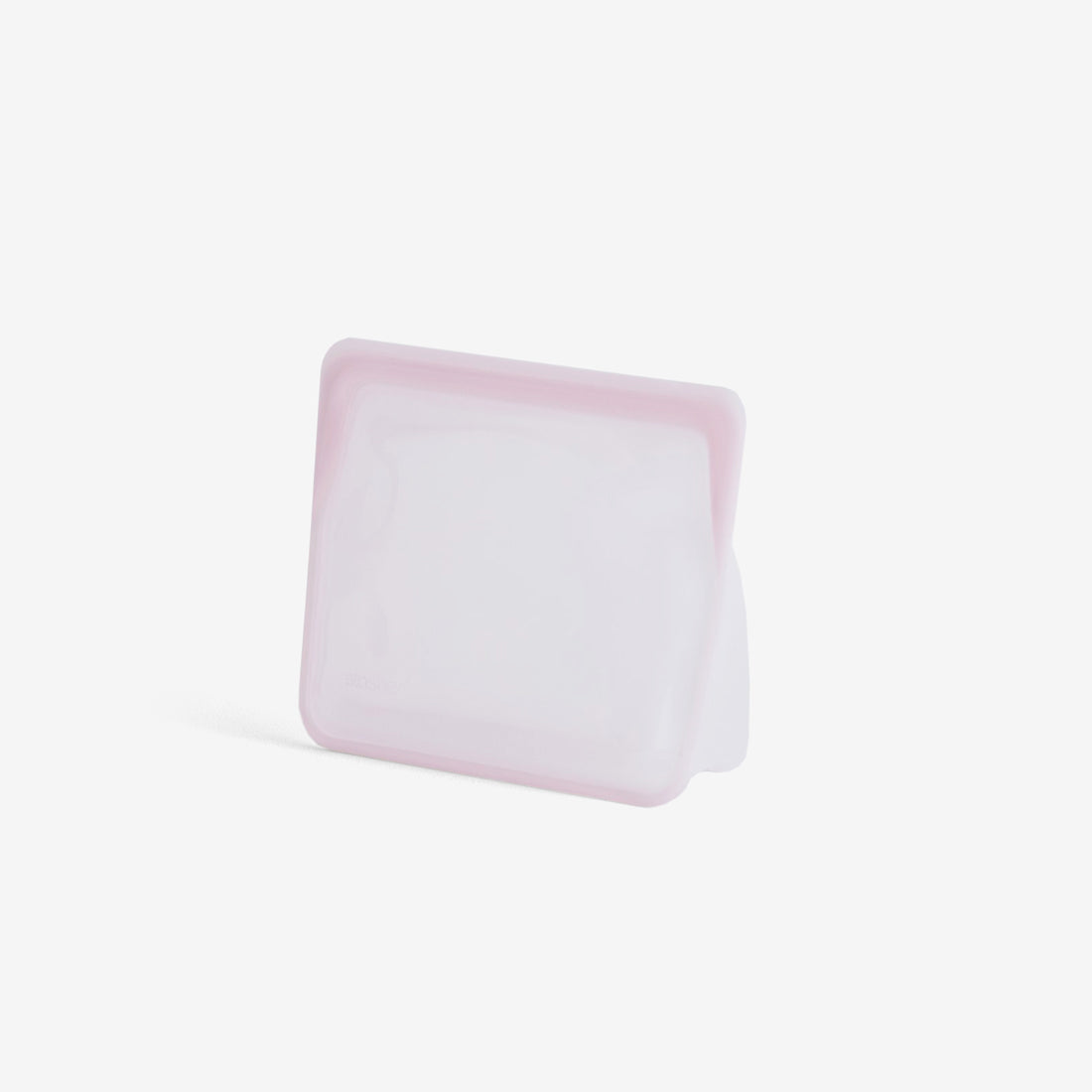 Stasher Silicone STAND-UP Bag - Rainbow Pink
