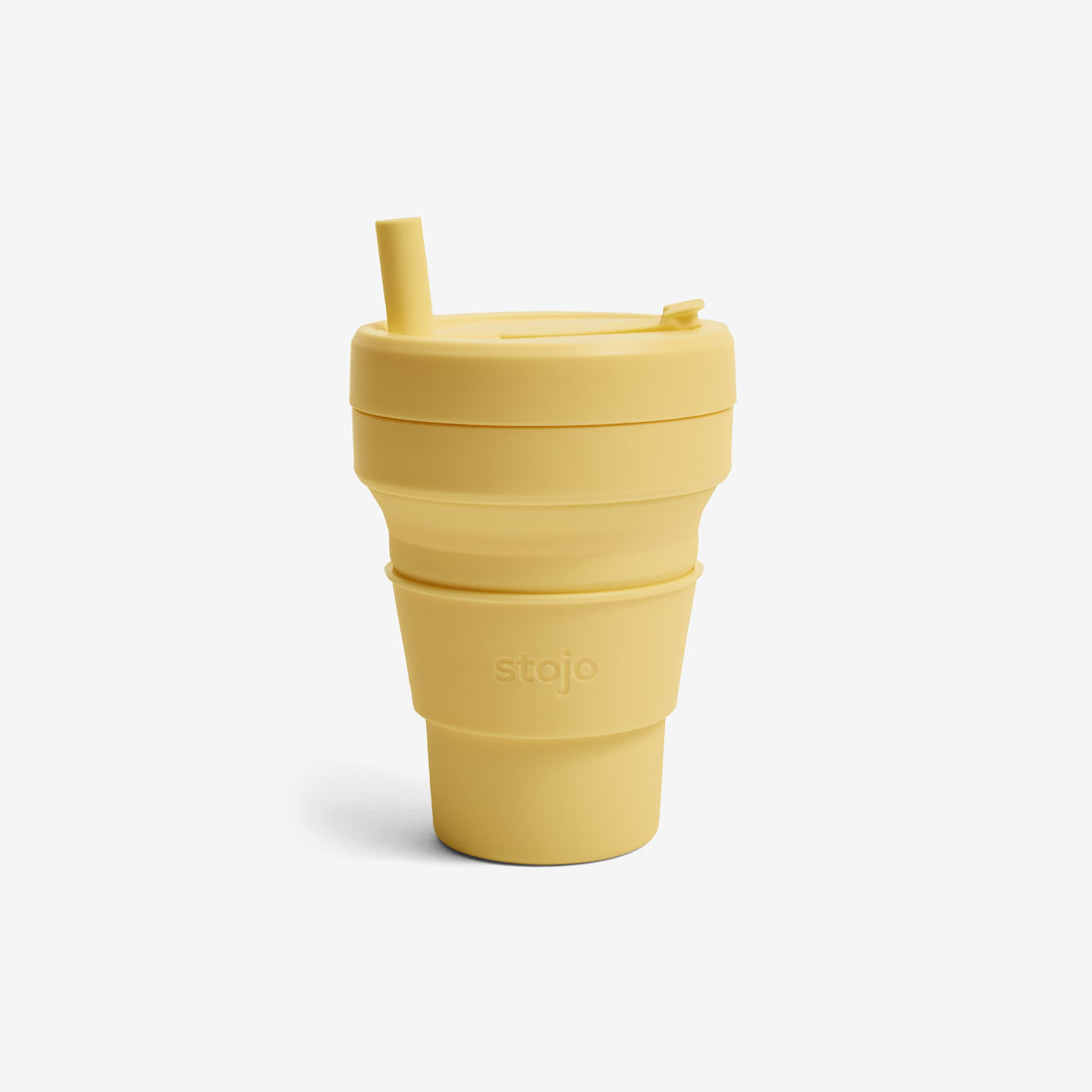 Silicone Collapsible 16oz Biggie Cup - Mimosa