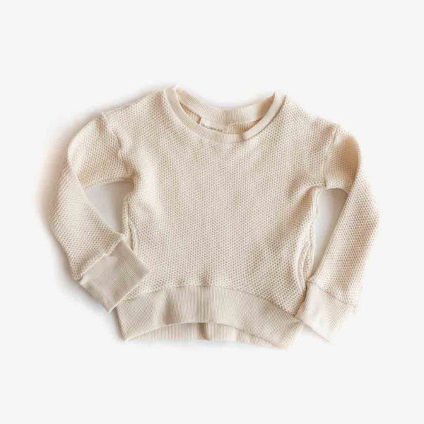 PKT Sweatshirt - Sea Salt