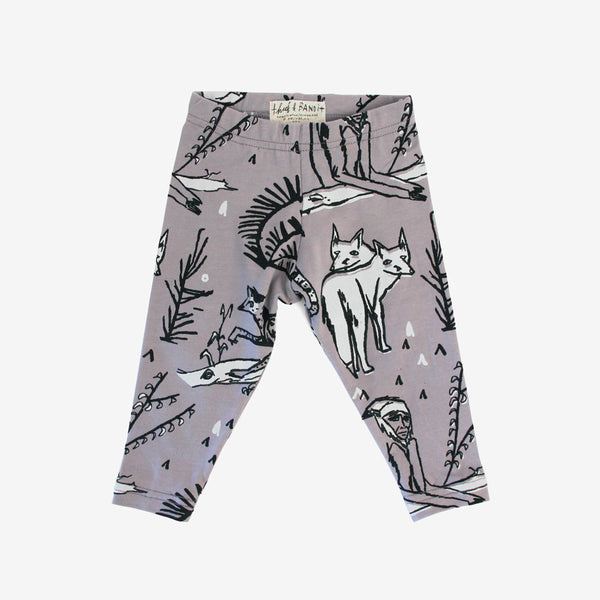 Animal leggings