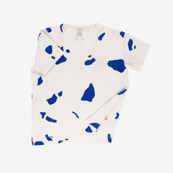 Cut-Outs Over-sized Tee