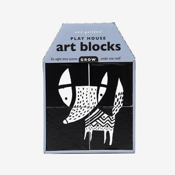 Playhouse Art Blocks - GROW