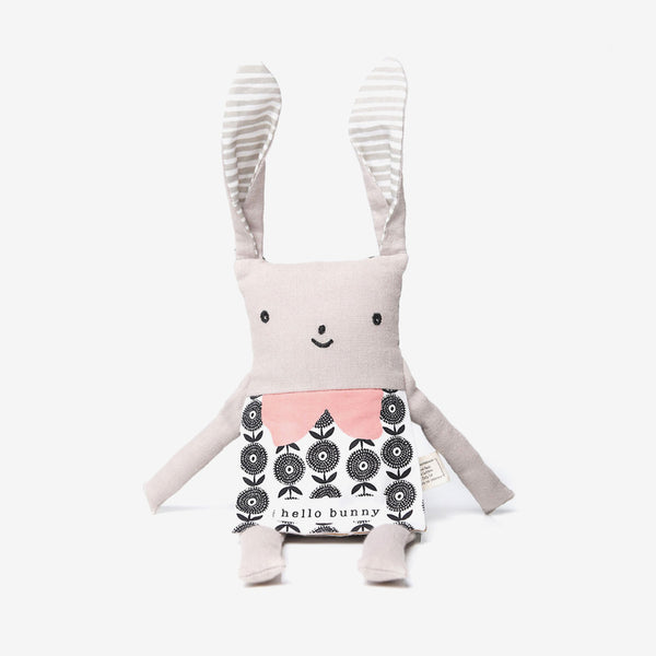 Organic Flippy Friend - Bunny