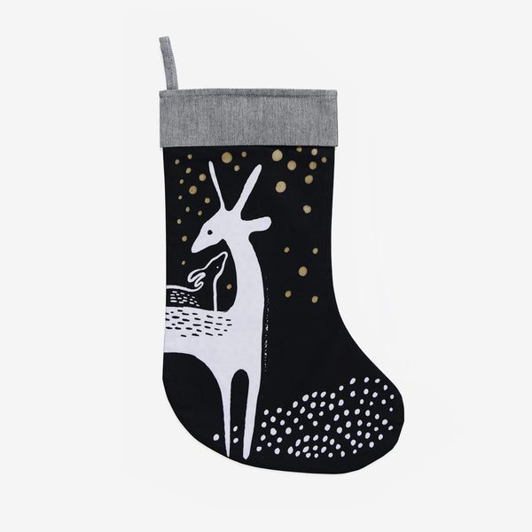 Christmas Stocking - Deer