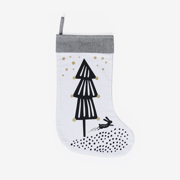 Christmas Stocking - Tree