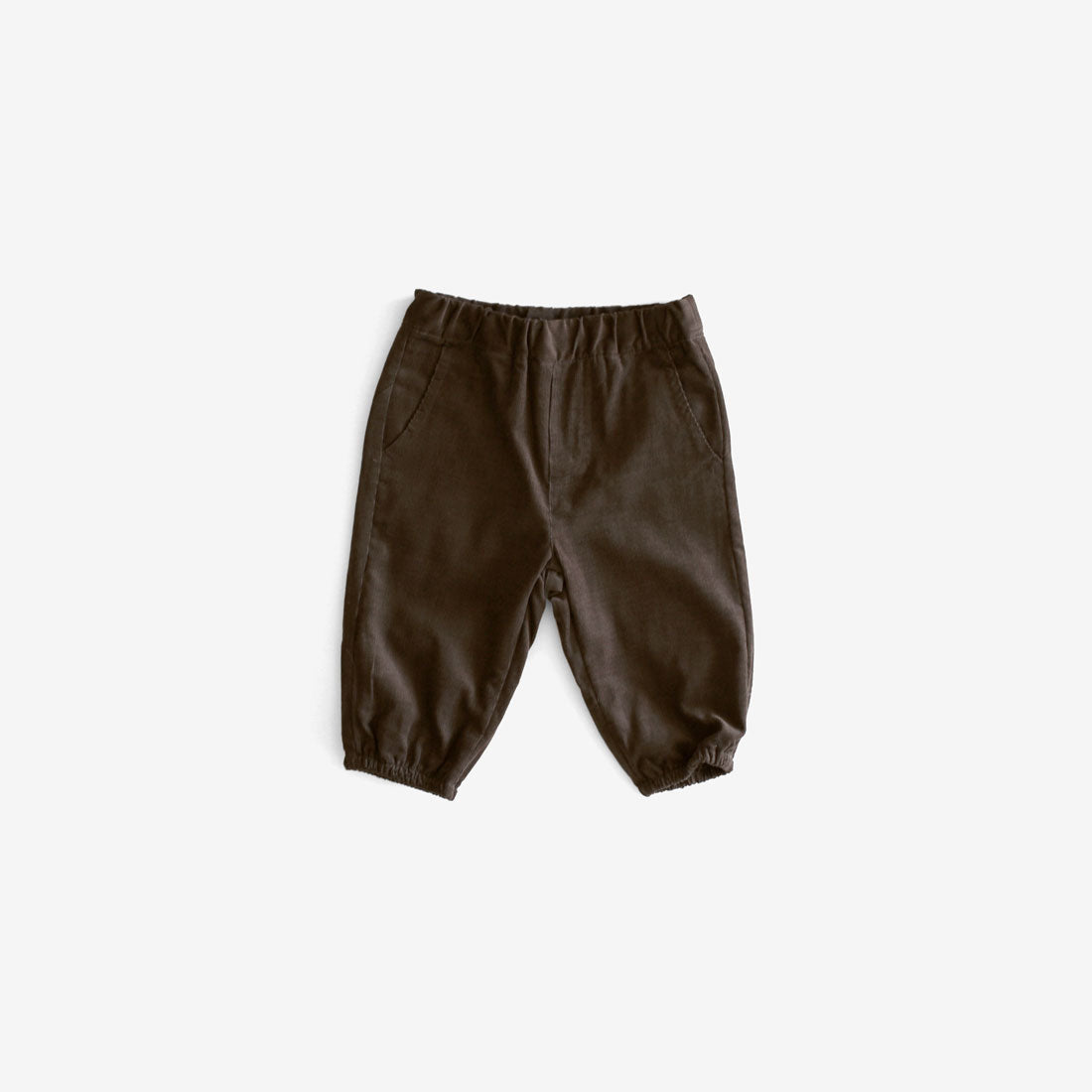 Gustav Corduroy Trousers Lined - Mulch