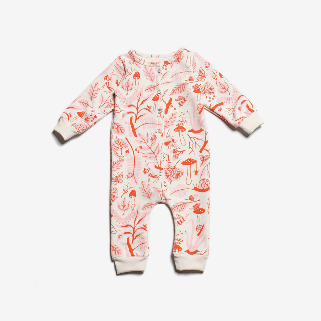 Leaf & Bug Organic French Terry Jumpsuit