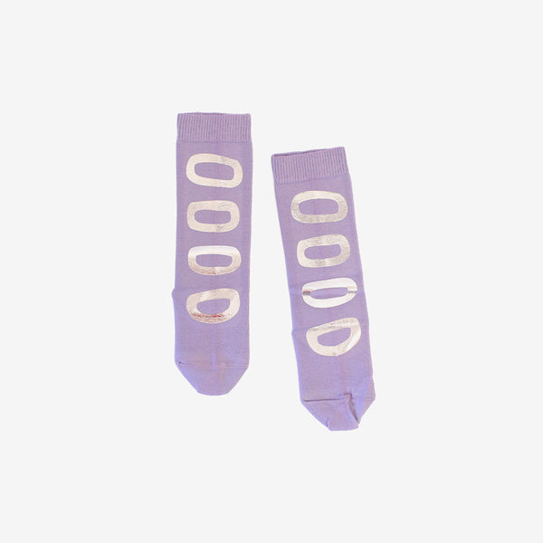 Loop Socks - Lavender
