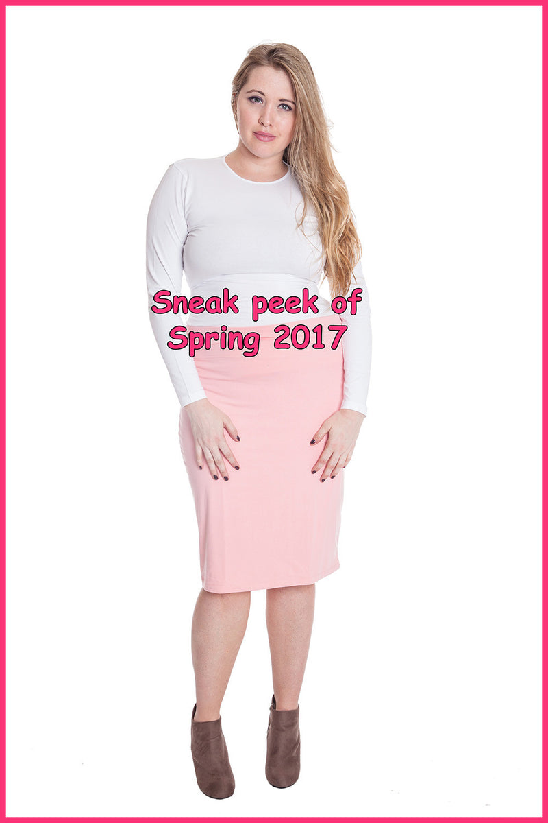 Sneak peek of Spring 2017!!!
