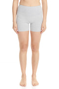 Esteez Cotton Spandex Short Shorts for Women - Soft, comfortable and true to size