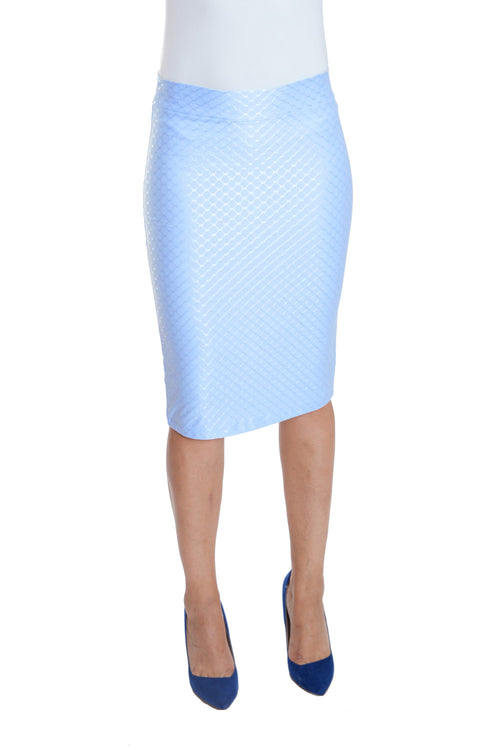Esteez PARIS Skirt - Pencil Skirt with a Silky Feel for WOMEN
