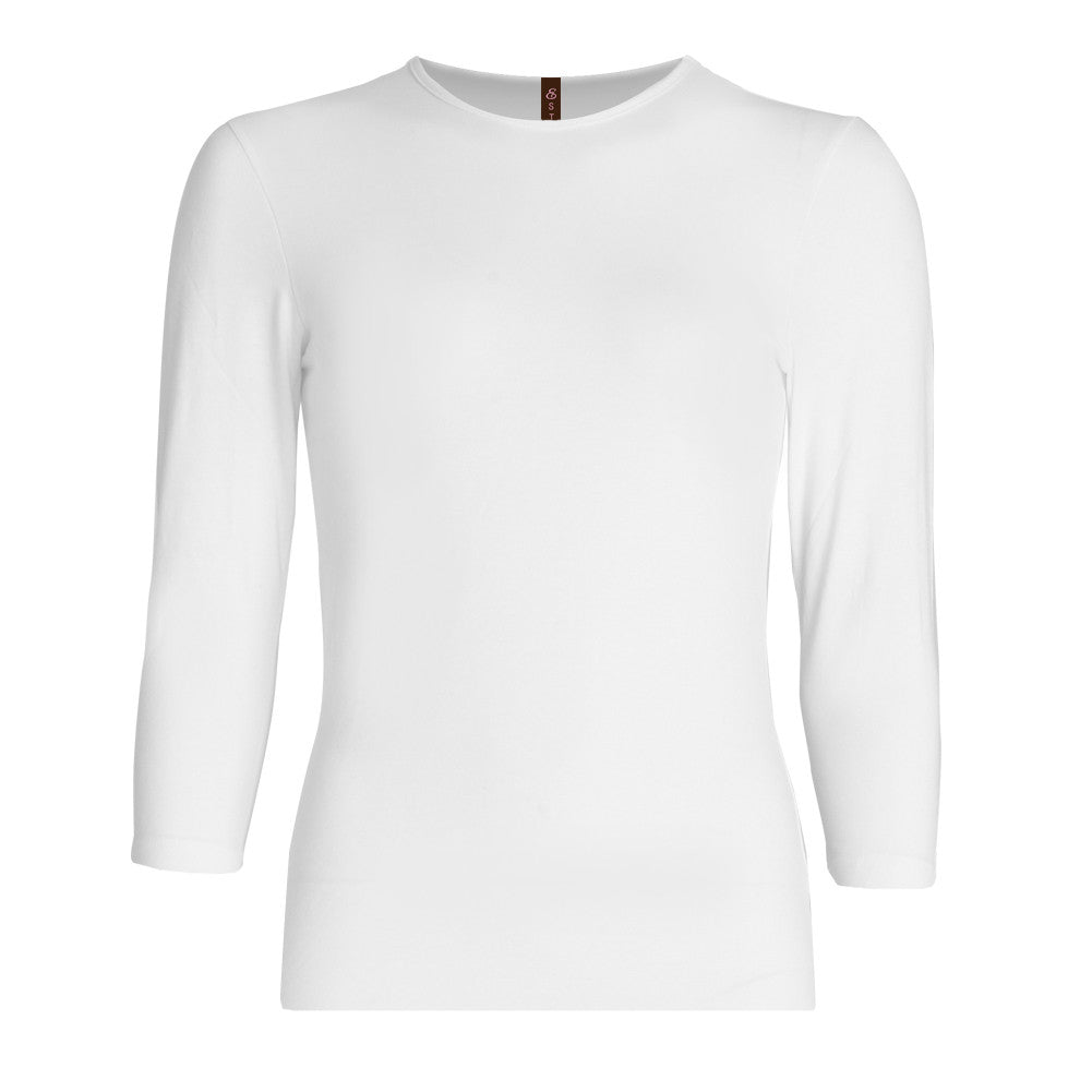 Esteez 3/4 sleeve 'SNUG FIT' layering shell / top for GIRLS