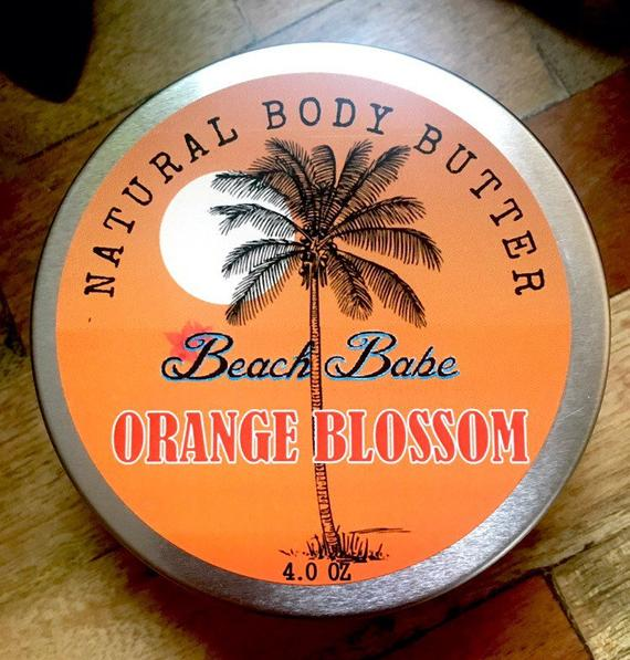 body butter_Beach Babe