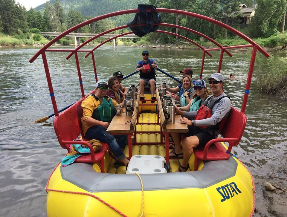 River City Brews Rafting Tours picture