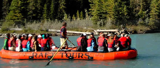 Rocky Mountain Raft Tours picture