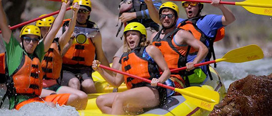 Royal Gorge Rafting picture