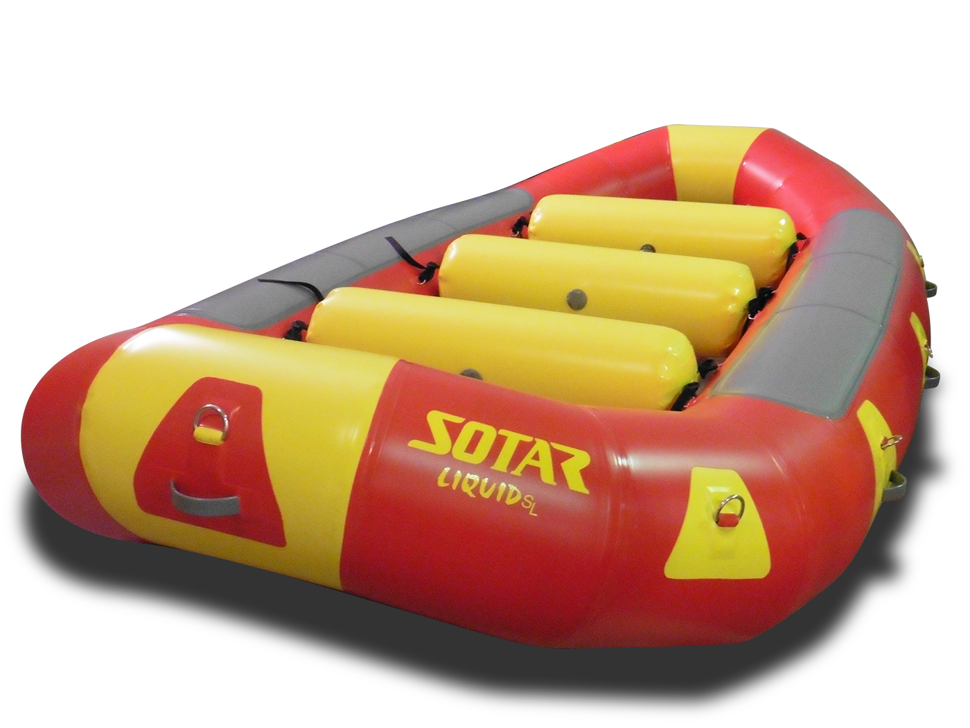 View SOTAR Raft Frame Options Gallery