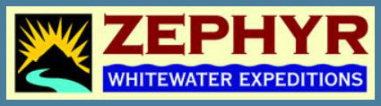 Zephyr Whitewater Expeditions logo