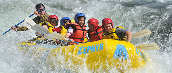 Zephyr Whitewater Expeditions picture
