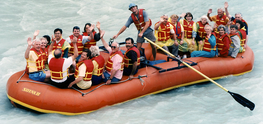 Jasper Raft Tours picture