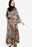 SHANIRA DRESS GREY