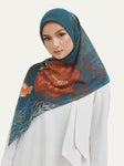Minira Scarf in Deep Emerald