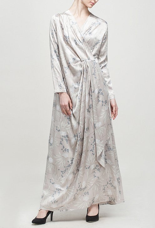 MAHONI DRESS GREY