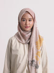 TEANNA SCARF MISTY ROSE