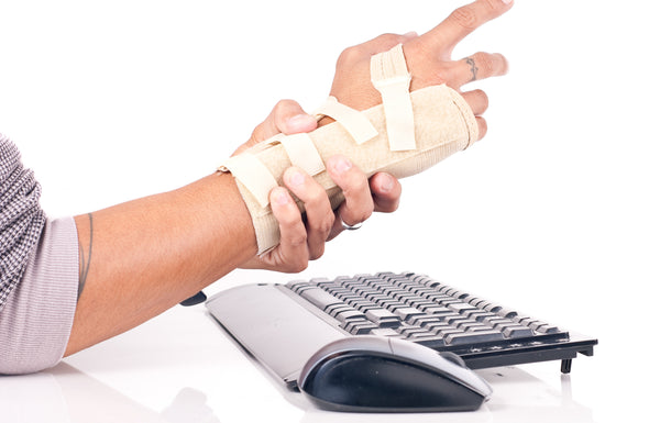 Carpel Tunnel Syndrome Ergonomic mouse