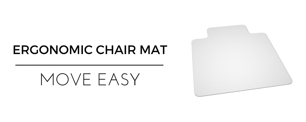 Ergonomic Office Chair Mat