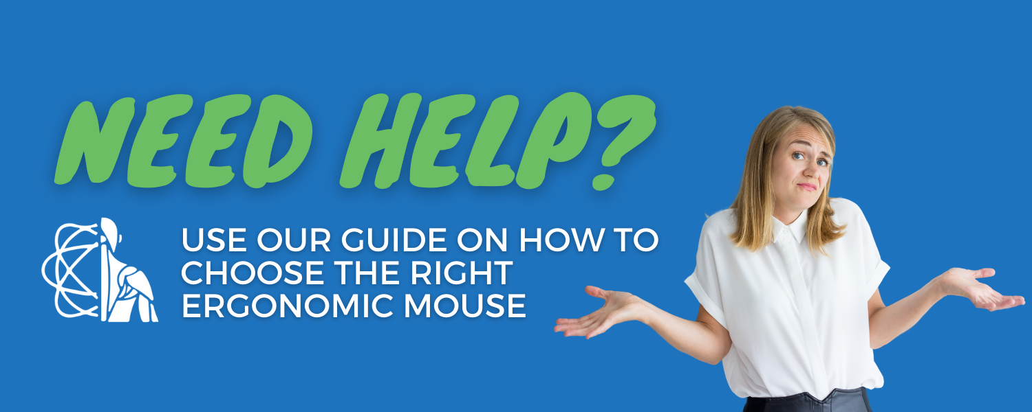 picking the right ergonomic mouse