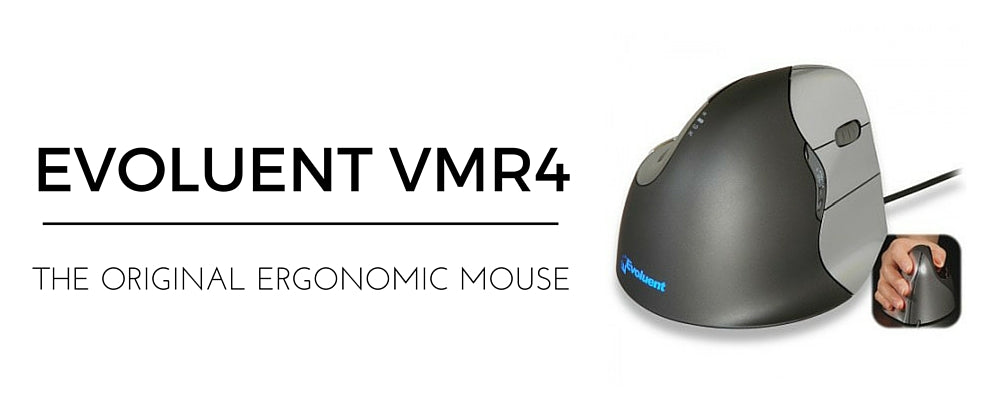 Evoluent VMR4 ergonomic mouse