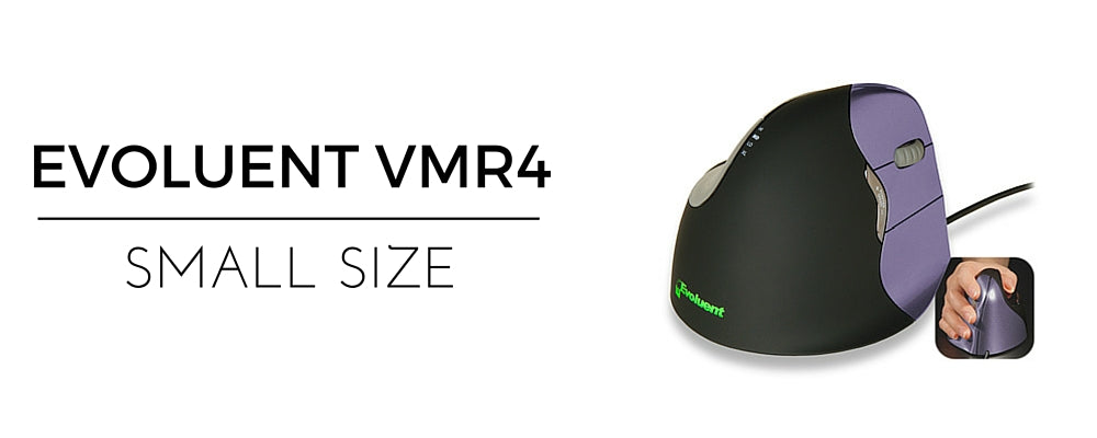 Evoluent VMR4 Small Ergonomic mouse