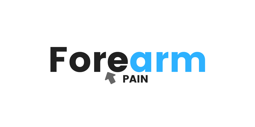 Forearm Pain Ergonomic Mouse